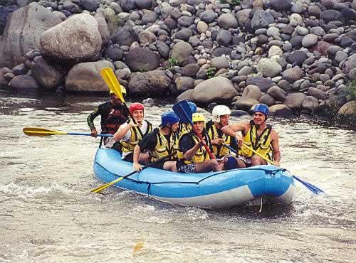 Descenso En Rio Rafting Veracruz