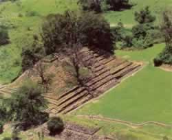 Zona Arqueol�gica El Cuajilote