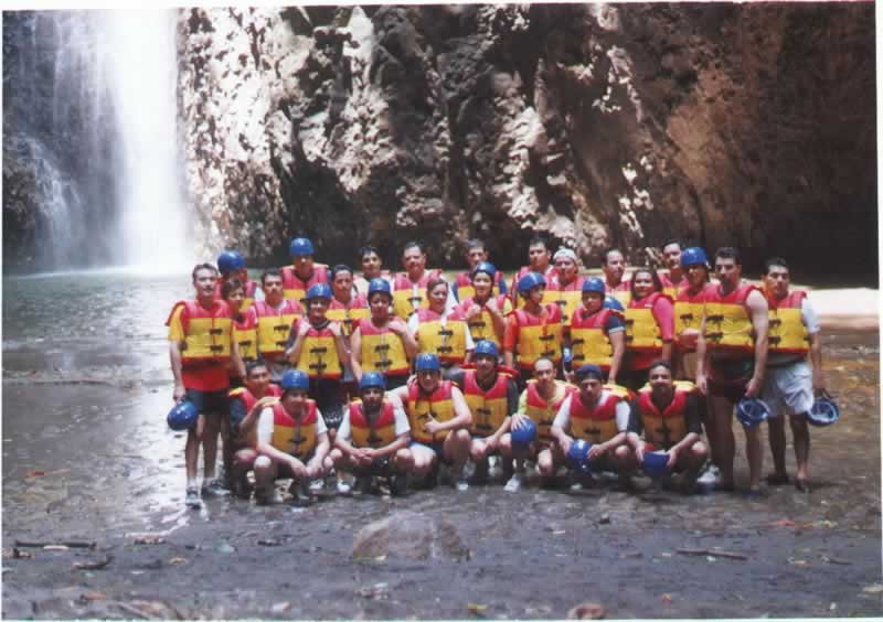 Rafting En El Rio Filobobos Tlapacoyan Veracruz
