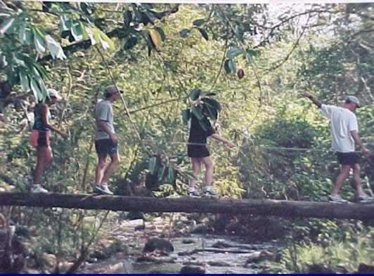 Caminata a La Cascada El Encanto Rio Filobobos Veracruz