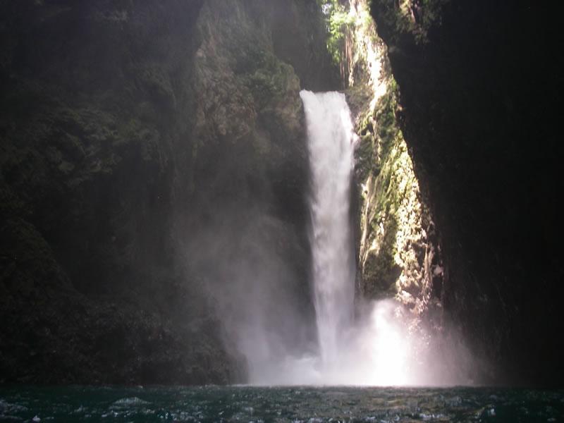 Cascada El Encanto Rio Filobobos Tlapacoyan Veracruz