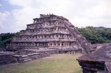 Pirámides De El Tajín
