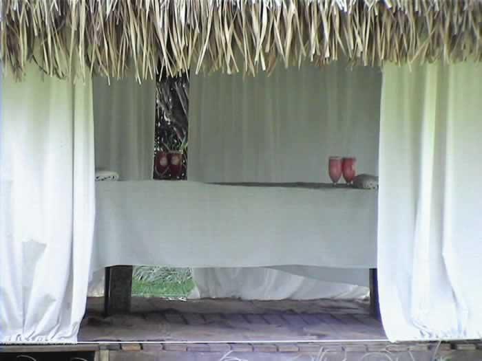 Hotel En Catemaco, Veracruz / Masajes