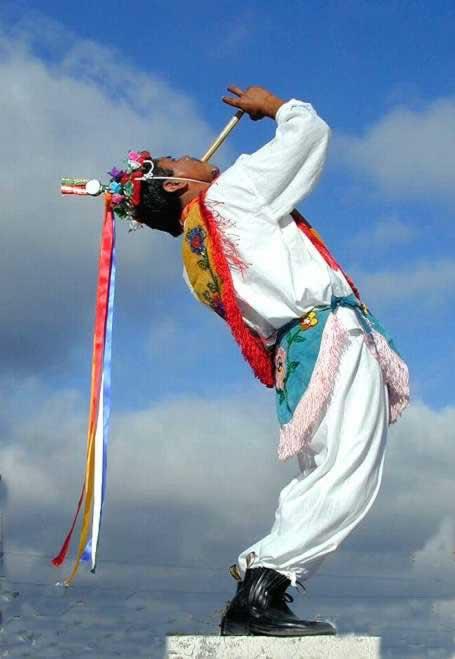 Voladores De Papantla / Tajin / Piramides De Veracruz