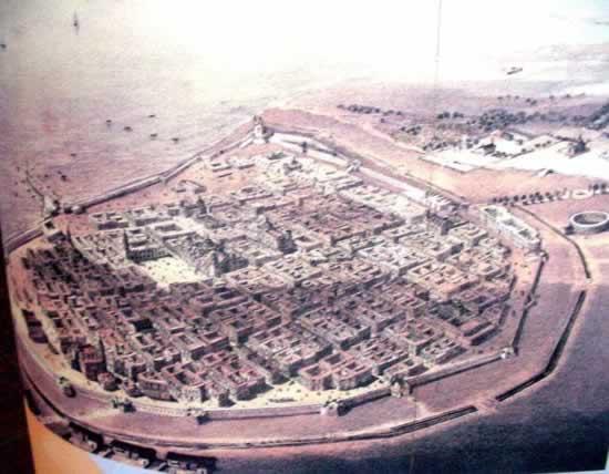 La Ciudad Amurallada